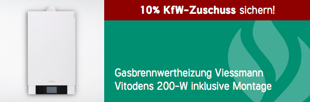 gasbrennwertheizung viessmann vitodens 200 w angebot. Black Bedroom Furniture Sets. Home Design Ideas