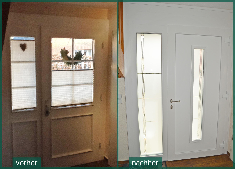 einbau neuer kunststofffenster in weyhe herr meyer. Black Bedroom Furniture Sets. Home Design Ideas