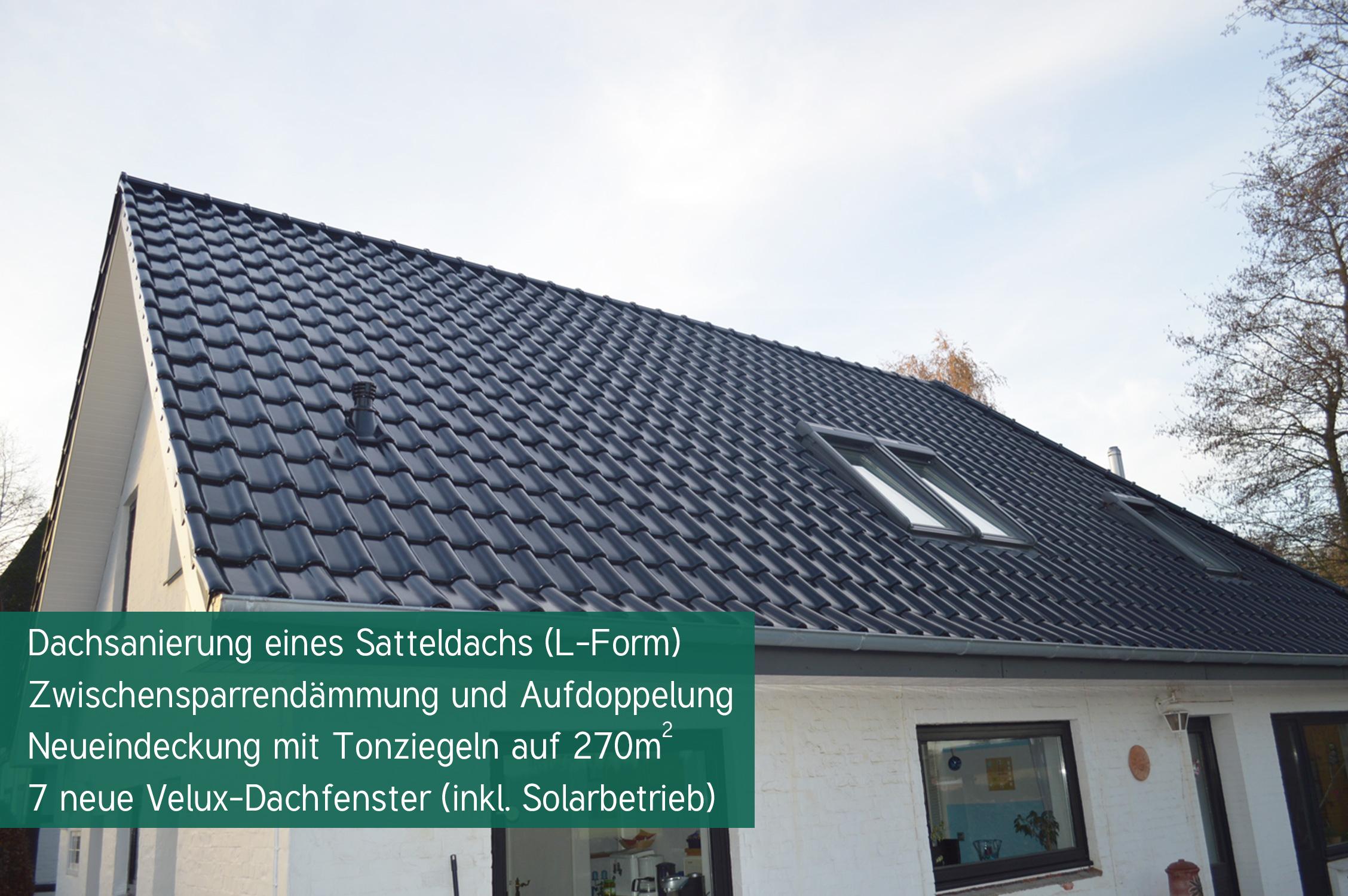 dachsanierung und gastherme in seevetal herr peter. Black Bedroom Furniture Sets. Home Design Ideas