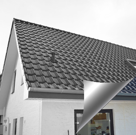 Bild zur Referenz von Dachsanierung und neue Gastherme in Seevetal- Herr Peter