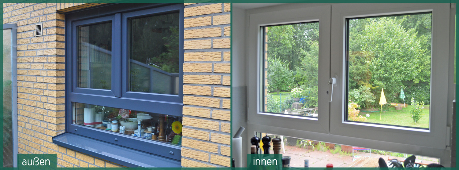 einbau neuer kunststofffenster in hamburg herr hagena. Black Bedroom Furniture Sets. Home Design Ideas