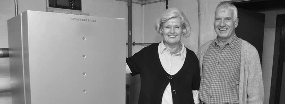 Bild von Gasbrennwertstandkessel in Buxtehude - Frau Kagelmacher